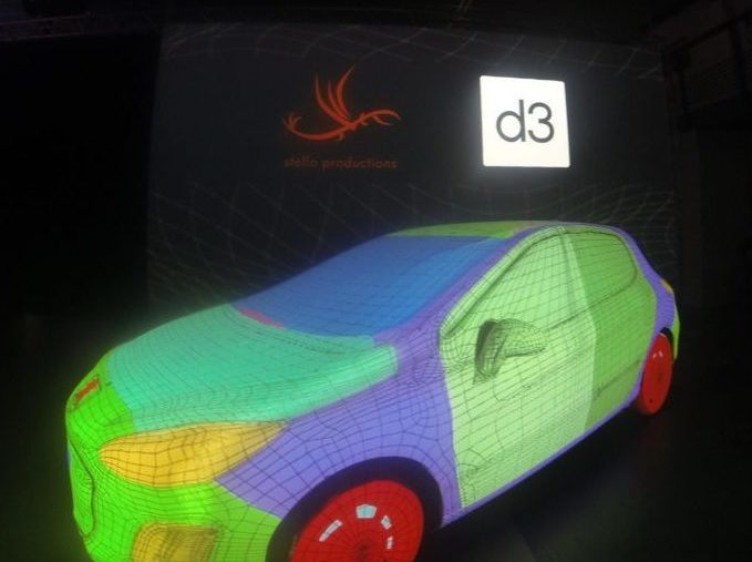 Car 3d Mapping